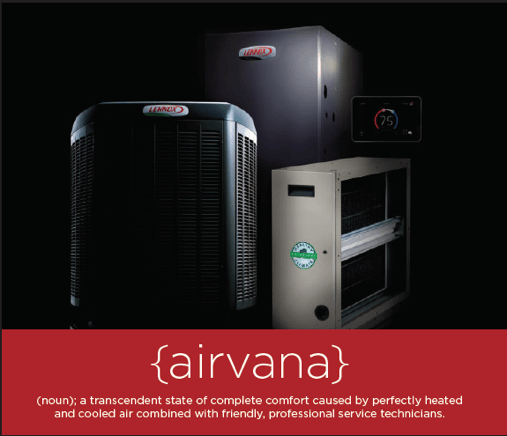 Comfy Heating and Air Conditioning Inc is offering Airvana