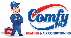 Comfy Heating & Air Conditioning Inc. Coupon