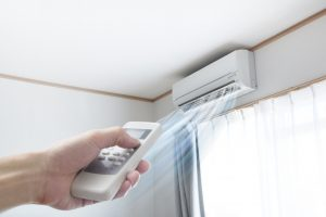 ductless-air-handler-mounted-above-window